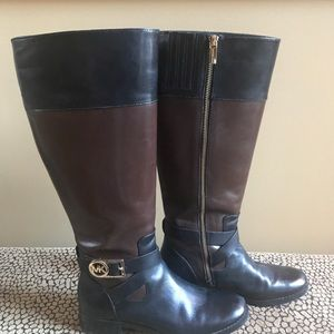 Tall Michael Kors boots size 6